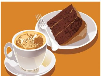 Coffee and Cake