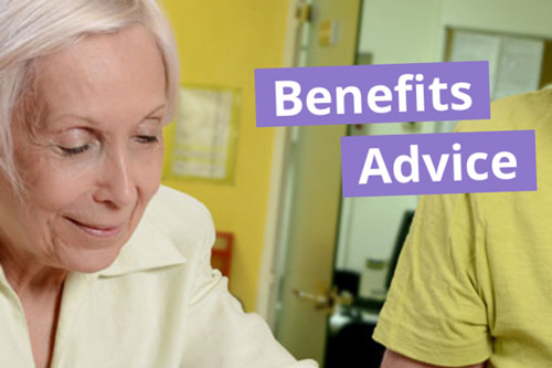 benefits advice link