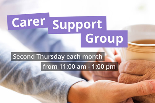 carers support link