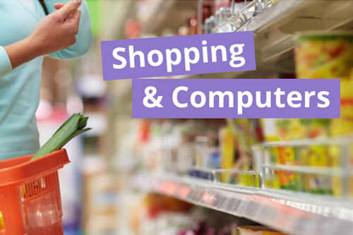 shopping computers link