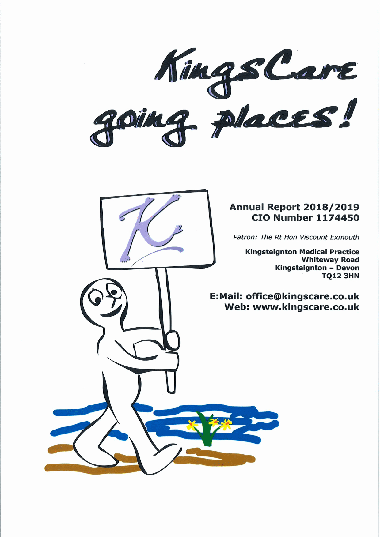 KingsCare annual report 2019